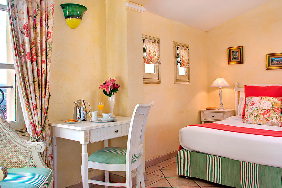 Hôtel de charme romantique 4 étoiles